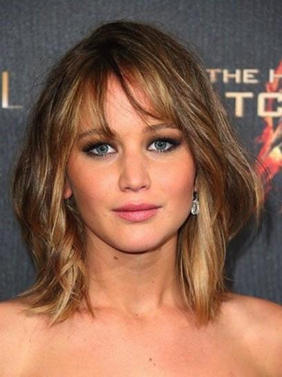 Jennifer Lawrence, frangia di carattere