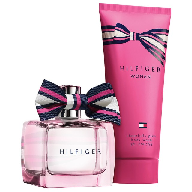 Tommy_Hilfiger-Hilfiger_Woman-Cheerfully_Pink_Set